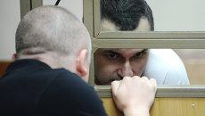 Первое слушание по уголовному делу в отношении украинского режиссера Олега Сенцова. Архивное фото