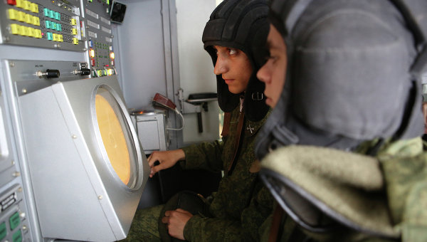 Учебный центр войск ПВО в Краснодарском крае. Архивное фото