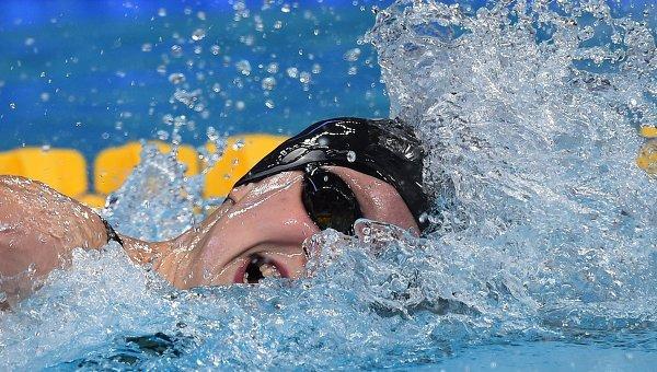 Американка побила мировой рекорд вфинале заплыва на400м