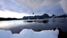 Айсберг в Кулусуке, Гренландия. Архивное фото