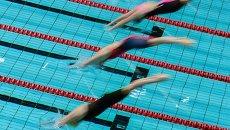 Плавание. Этап Кубка мира в Москве. Архивное фото