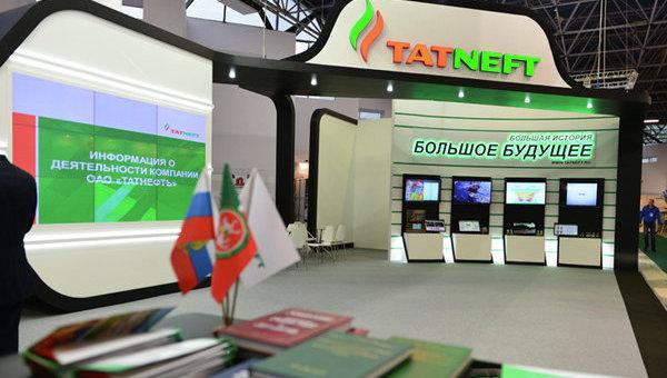 Вянваре-июле группа «Татнефть» увеличила нефтедобычу на4,9%