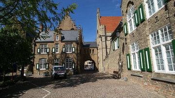 Город Ньюпорт, Бельгия. Архивное фото