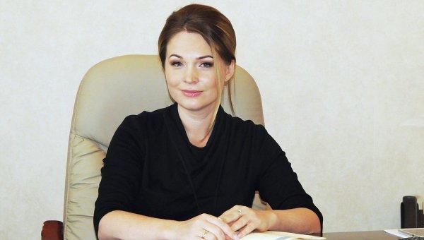 Министр финансов ДНР Екатерина Матющенко