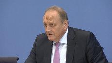 Глава союза фермеров ФРГ связал падение цен на продукты с контрмерами РФ