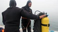 Поисково-спасательная операция. Архивное фото