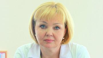 Главный врач БУ ГДБ №1 Минздравсоцразвития Чувашии Светлана Кожевникова
