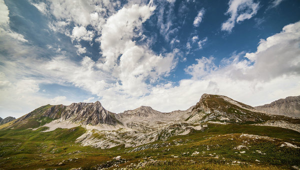 Гагрский хребет, Абхазия
