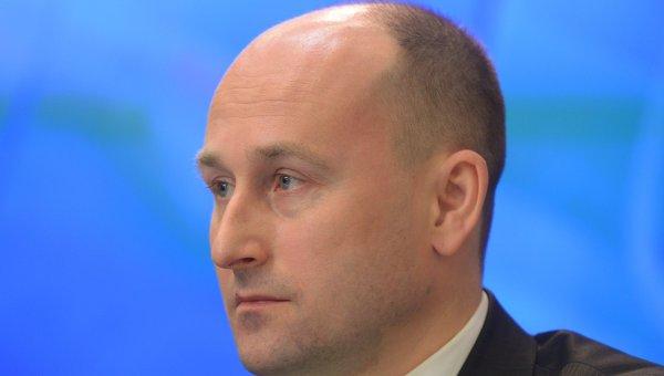 Член инициативной группы общественного движения Антимайдан писатель Николай Стариков