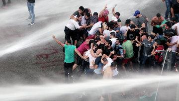 Мусорный протест в Ливане. Архивное фото
