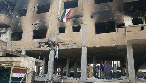 При посредничествеРФ сирийские войска икурдские объединения договорились оперемирии