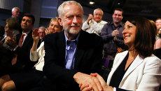 Британский политик Джереми Корбин. Архивное фото