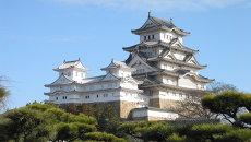 Замок Химэдзи в Японии. Архивное фото