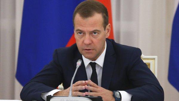 Медведев: продовольствие стремится стать главным экспортным товаром РФ