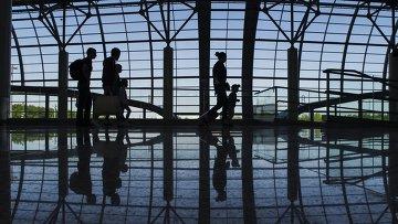 Аэропорт. Архивное фото