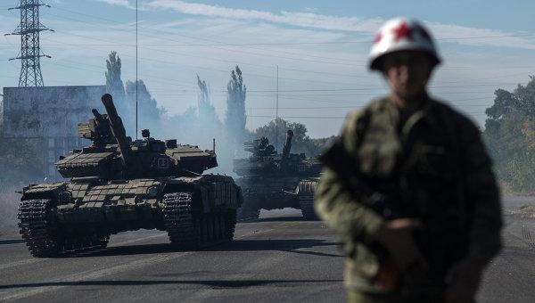 Киев: ВСУ вернут технику на позиции по плану Б в случае обстрелов