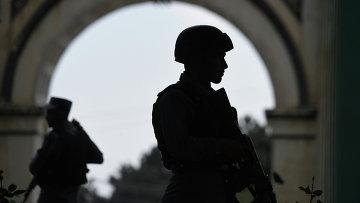 Афганские полицейские. Архивное фото