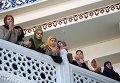 Прибытие величайшей реликвии Ислама - волоса пророка Мухаммеда в Московскую Соборную мечеть