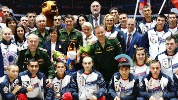 Сборная Вооруженных Сил России на VI Всемирных военных играх
