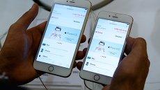 Старт продаж новых iPhone 6s и iPhone 6s Plus в Москве. Архивное фото