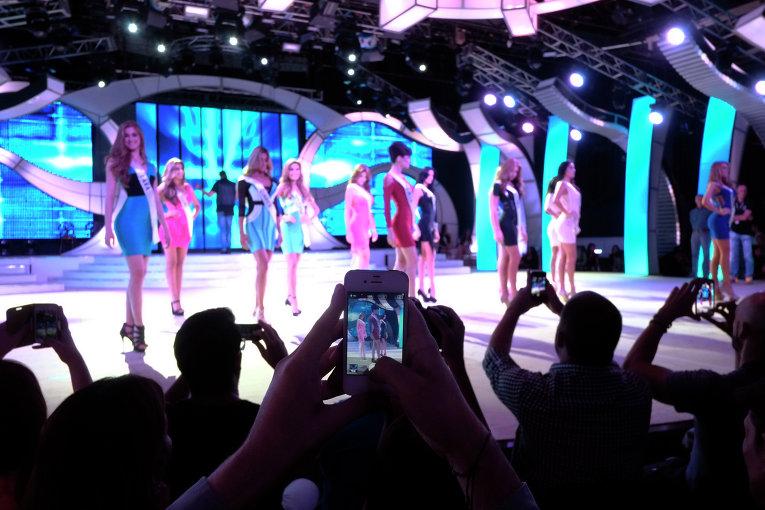 Конкурс красоты Мисс Венесуэла 2015 в Каракасе