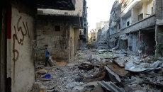 Ситуация в Сирии.Архивное фото