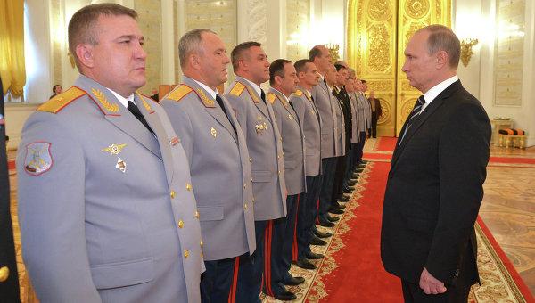 Арестованы сразу пятеро офицеров ФСБ.