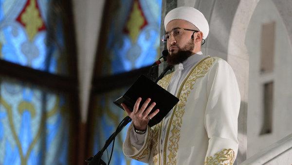 Муфтий Татарстана Камиль хазрат Самигуллин. Архивное фото