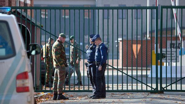 Бельгийская полиция, ноябрь 2015
