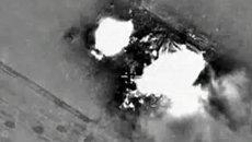 Самолеты российских Воздушно-космических сил нанесли точечные удары по базе приема и подготовки боевиков в провинции Дамаск