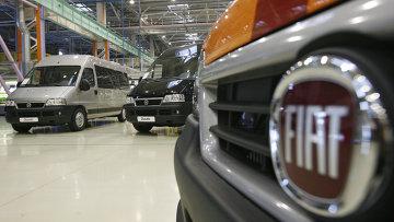 Fiat. Архивное фото