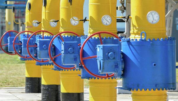 Компрессорная станция НАК Нафтогаз Украины в Харькове. Архивное фото