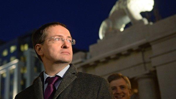 Министр культуры РФ Владимир Мединский. Архивное фото.