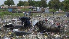 Крушение самолета Ан-12 в Южном Судане