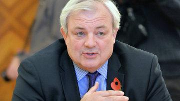 Заместитель Генерального секретаря ООН по гуманитарным вопросам Стивен О'Брайен. Архивное фото