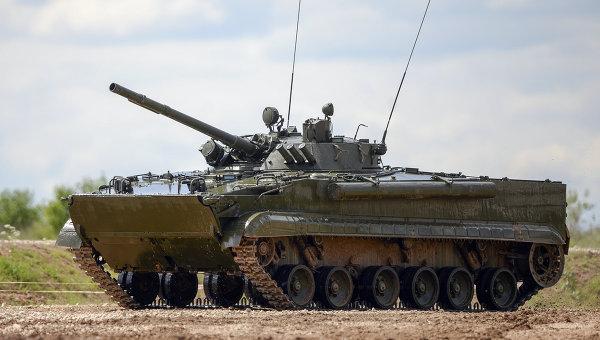Международный военно-технический форум АРМИЯ-2015. День второй. Архивное фото