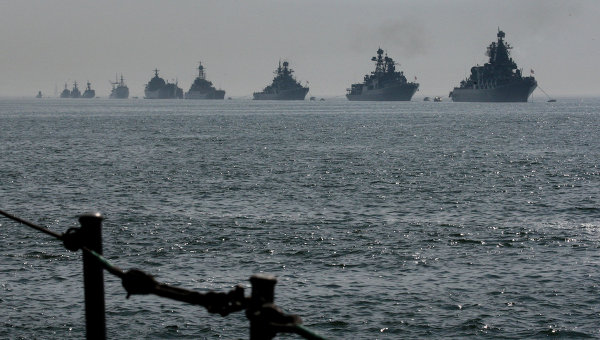 КатераТихоокеанского флота. Архив