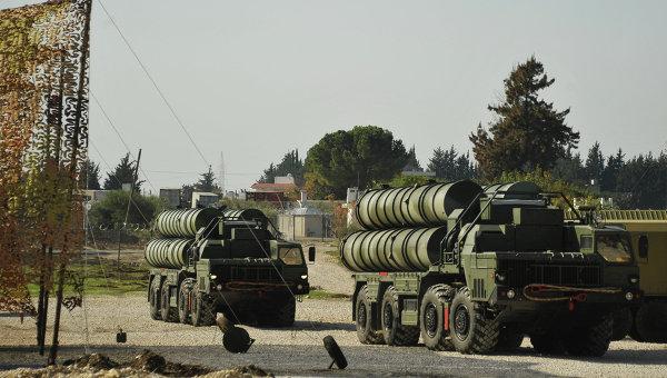 Картинки по запросу с-400 в сирии стреляет