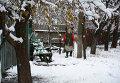Поселок Донецкий в ЛНР