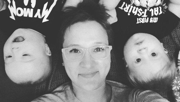 Юрашка и Макарошка: два малыша с синдромом Дауна в одной семье