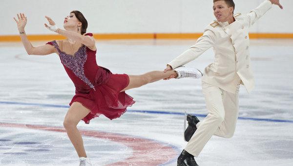 Екатерина Боброва и Дмитрий Соловьев. Архивное фото