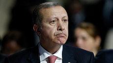 Президент Турции Тайип Эрдоган, архивное фото