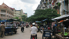 Камбоджа. Архивное фото
