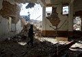 Бойцы САА в пригороде Дамаска Дарайе