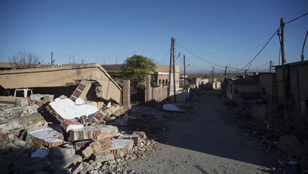 Христианские деревни в провинции Эль-Хасаке. Архивное фото