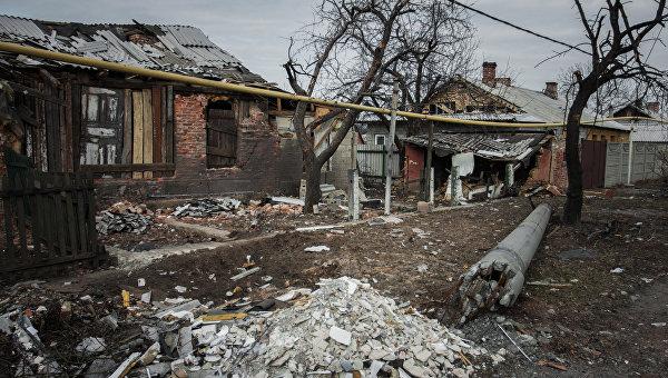 Разрушенный поселок Трудовский, Архивное фото