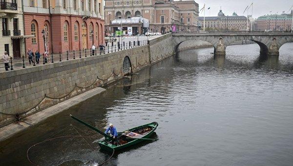 Города мира. Стокгольм, архивное фото