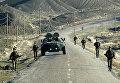 Турецкие военные на границе с Ираком
