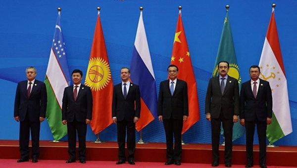 Главы правительств стран - членов ШОС. Архивное фото