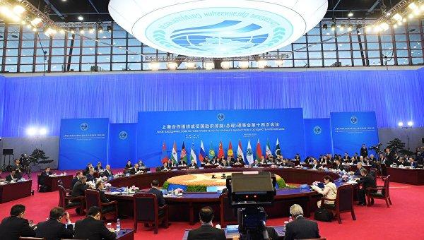 Совет глав правительств стран ШОС. Архивное фото